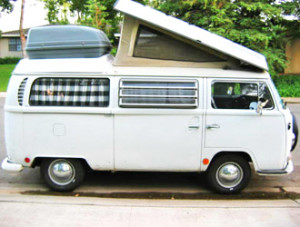 1969 VW Bus Bridger Side | Inspiration for restoring and living in a VW bus.