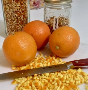 This site offers several useful ideas for using orange and citrus peels. | jnkdavis.com