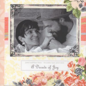 If a picture is worth a thousand words, an Anniversary Year Book beautifully describes the joy and delight of a year's memories.   jnkdavis.com